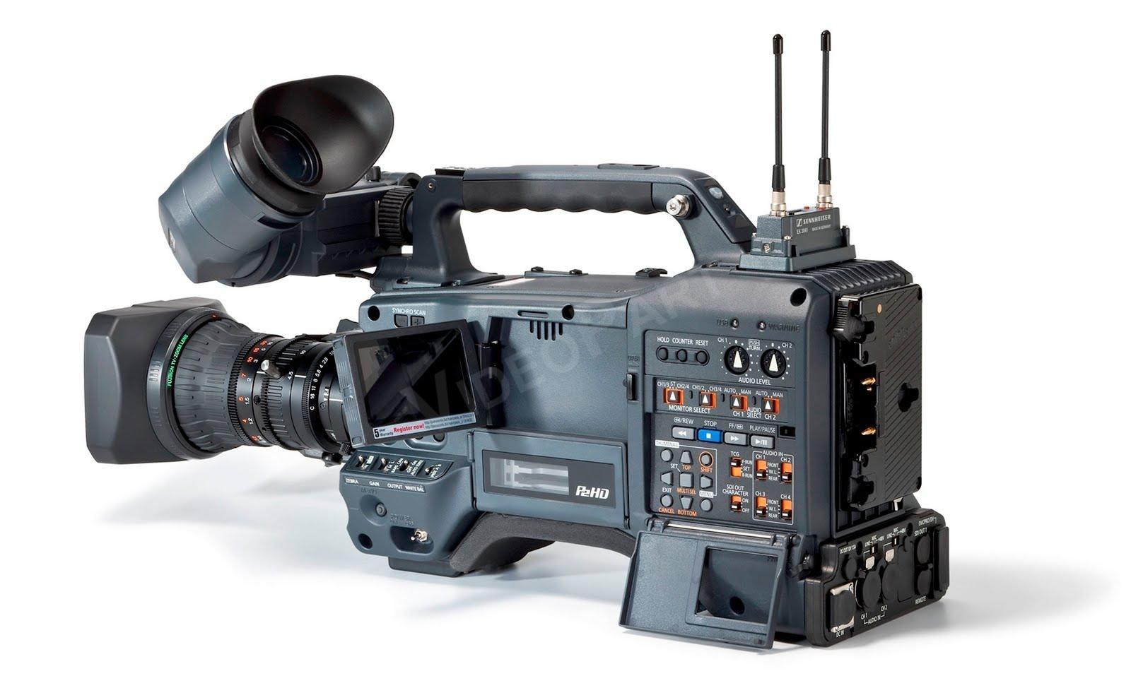 Videó Kamera technika