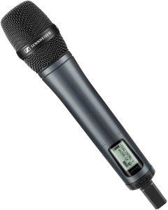 Hangtechnika, Kézi mikrofon rendezvények hangosítása.