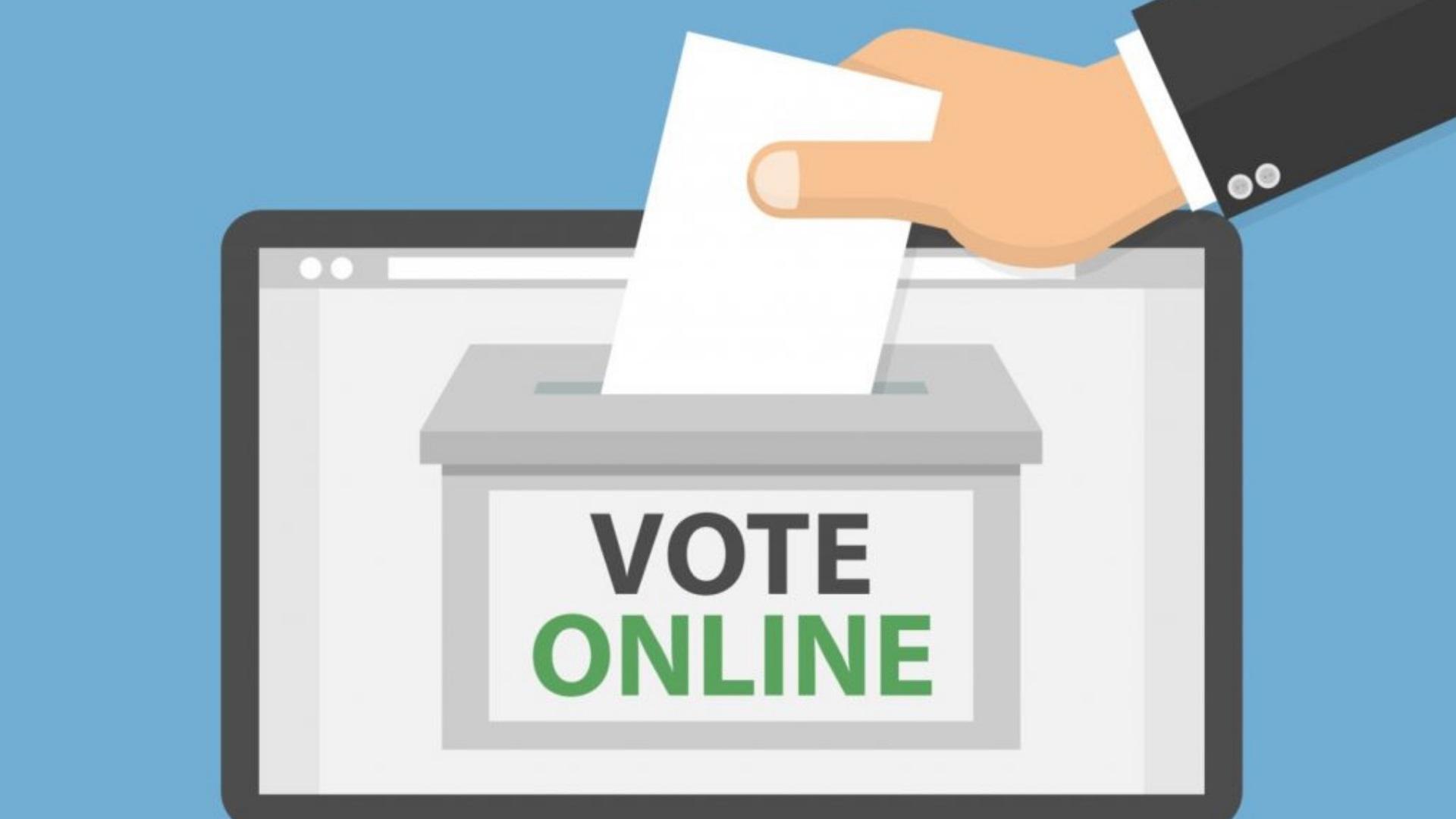 Online szavazás
